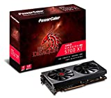 PowerColor AMD Radeon RX 5700 XT Red Dragon 8GB GDDR6 HDMI/3xDP Tarjeta gráfica