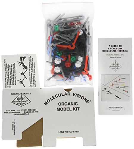 Organic Molecular Model Kit