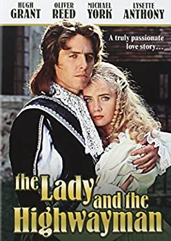 DVD The Lady And The Highwayman Book