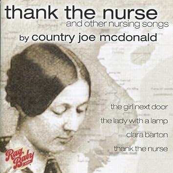 thank the nurse