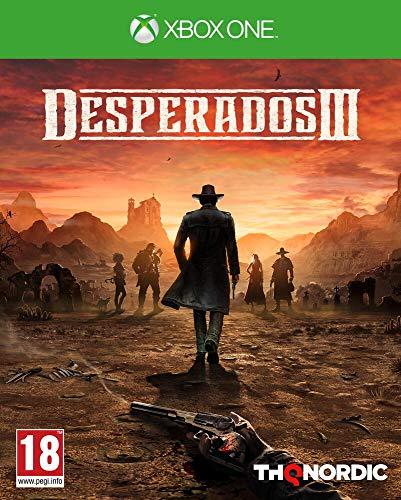 Jogo Desperados 3 Xbox One