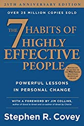 Time management books - The 7 Habits of Highly Effective People: Powerful Lessons in Personal Change