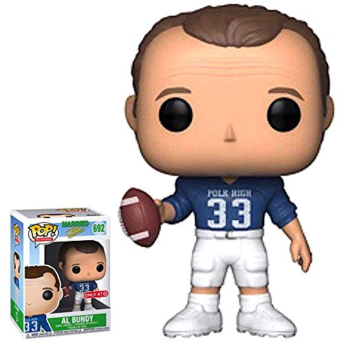 Married. with Children POP! TV Vinyl Figure Al Football Uniform Target Exclusi