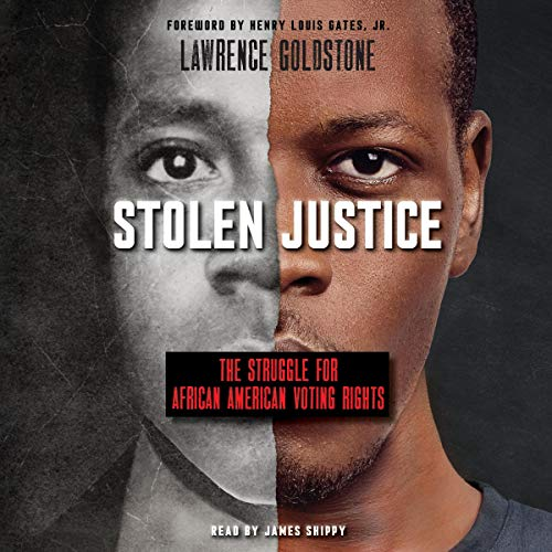 Stolen Justice audiobook cover art