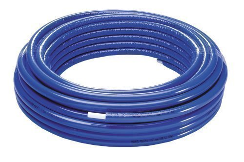 50 m puros Plastro no Tubo multicapa aislado azul instalación/calefacción/Solar