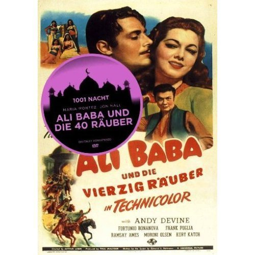 Ali Baba und die vierzig Räuber / Ali Baba and the Forty Thieves (1944) ( )