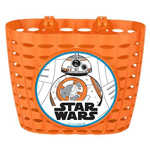 Disney Star Wars Panier à vélo. Fille, Multicolore, s