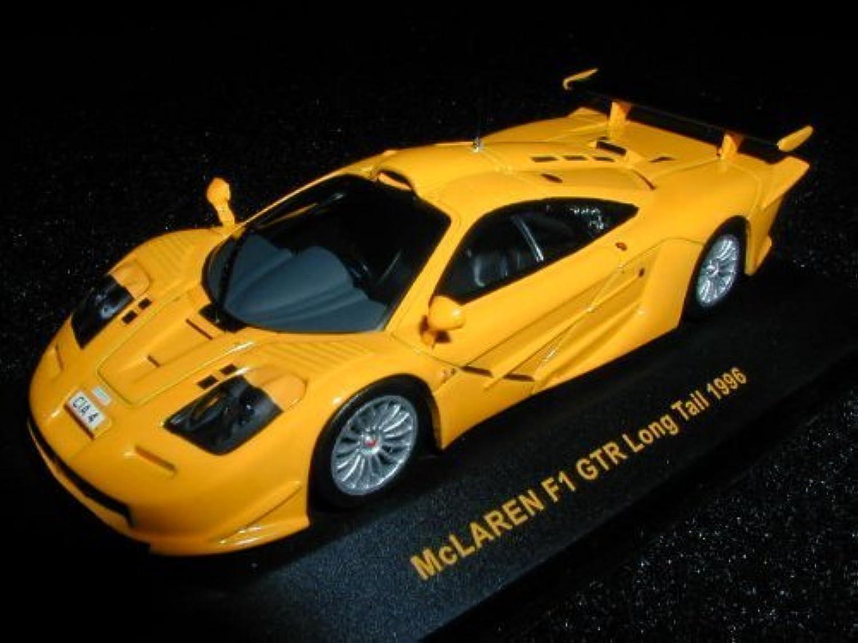 Mc Laren F1 GTR Long Tail 1 43 gelb von IXO B000ZYU3NA Qualitätsprodukte  | Sorgfältig ausgewählte Materialien
