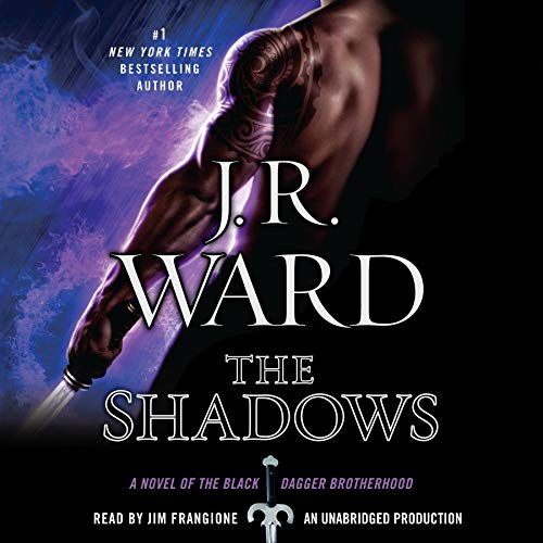 The Shadows audiobook cover art