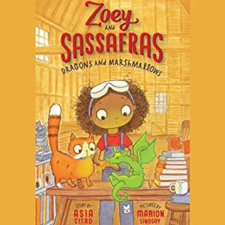 Dragons and Marshmallows      Zoey and Sassafras              By:                                                                                                                                 Asia Citro                               Narrated by:                                                                                                                                 Janina Edwards                      Length: 55 mins     3 ratings     Overall 5.0