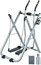 Fitness Minutes Air Walker Plus with Towel, Silver