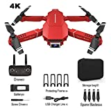 Rc Drone E98 Toy with HD Camera 4K 1080P 720P, Stable Flight Easy