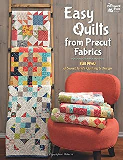 Best charm quilt patterns easy Reviews