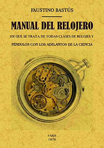 MANUAL DEL RELOJERO