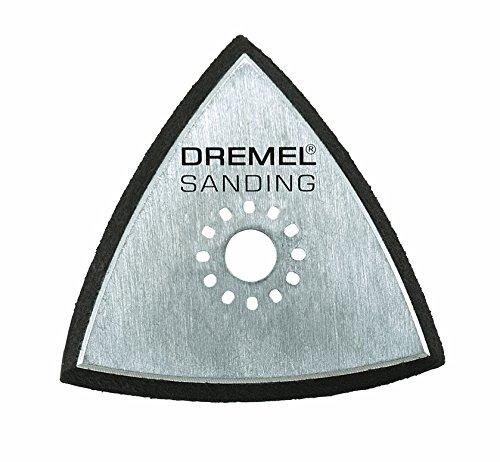 Dremel MM11 Multi-Max Zubehör Delta-Klettschleifplatte