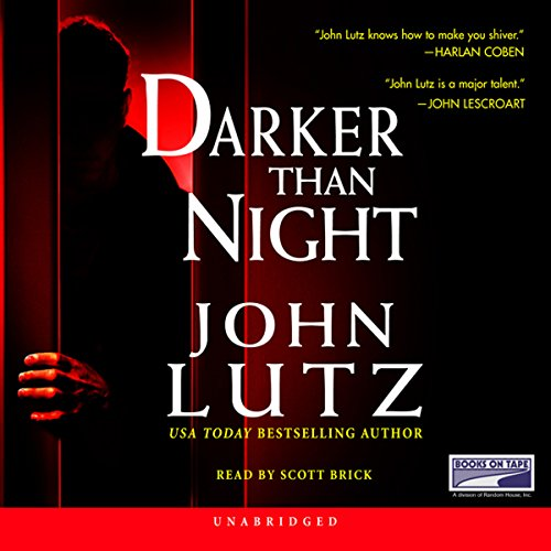 Darker Than Night Audiobook By John Lutz cover art