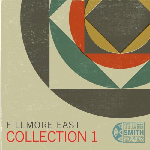 Collection 1: Fillmore East audiobook cover art