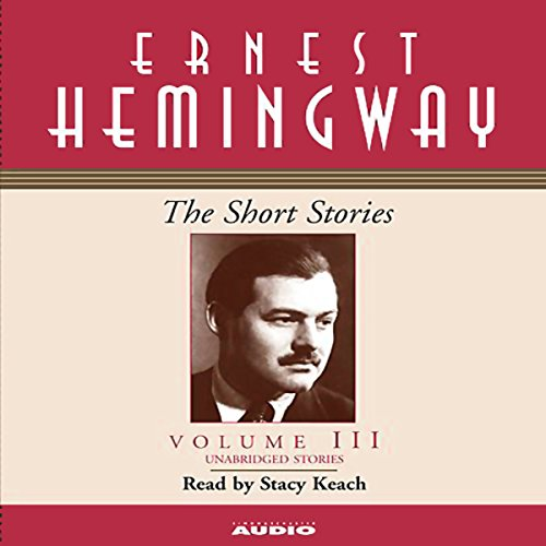 The Short Stories, Volume III cover art