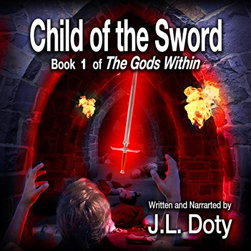 Child of the Sword audiobook cover art