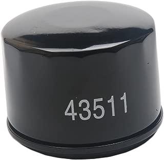 HIFROM(TM) New Oil Filters for Kawasaki FB460V FC420V FC540V FD501D FD590V FR651V FR691V FR730V FX481V FX541V FX600V FX651V FX691V FX730V Replace 49065-7007 49065-7002