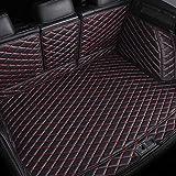 Hunulu Funda para Maletero De Coche para Mercedes W177 W246 Ml Gla Cla Rab Gle GL Gls Glc Clase Alfombrillas para Maletero para Coche Accesorios Coche De Accesorios De Coche, Negro Rojo,