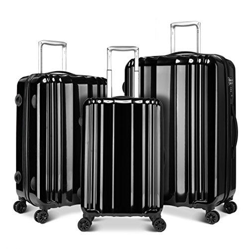 MIMIDI Unisex-Adult (Luggage only) Standard, Black