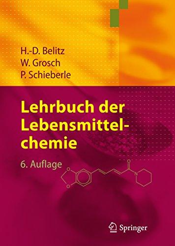 Lehrbuch der Lebensmittelchemie (Springer-Lehrbuch)
