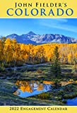 John Fielder s Colorado 2022 Scenic Engagement Calendar