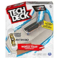 TECH DECK (テック デッキ) Build-A-Park World Tour /LANDHAUSPLATZ/ANTHIHERO