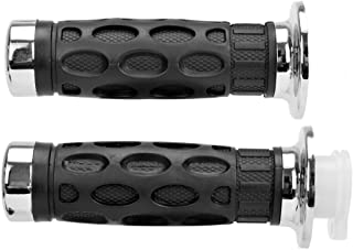 HIAORS Throttle Twist Grip for Scooter GY6 50cc, 80cc, 125c, 150cc QMB139 Chinese Chinese Roketa Sunl Taotao Moped Parts