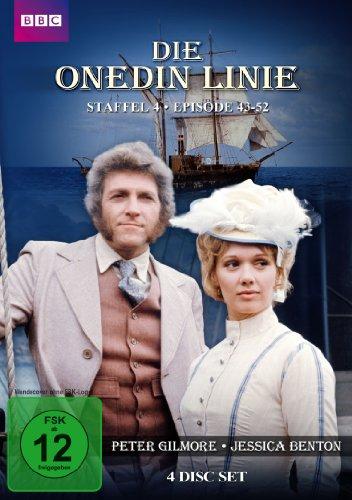 Die Onedin Linie - Staffel 4 (4 Disc Set)
