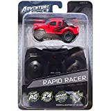 Adventure Force Red Truck Rapid Racer 2.4 GHZ Micro