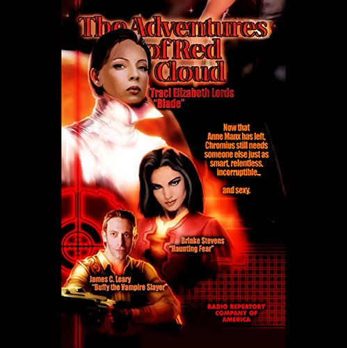 The Adventures of Red Cloud audiobook cover art