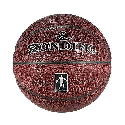 siqiwl Baloncesto pelota de baloncesto tamaño oficial 7 unisex durable pelota de baloncesto pu cuero partido entrenamiento equipo