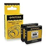 2x Batteria Fuji NP-50 | Kodak Klic-7004 | Pentax D-Li68 / D-Li122 per Fujifilm FinePix F70EXR / F80EXR / F200EXR / F300EXR / F500EXR / F550EXR / F600EXR e più… - Kodak EasyShare M1033 / M1093 / V1073 / V1233 / V1253 / V1273 - Pentax Q / Q10 | Pentax Optio A40 / S10 / VS20