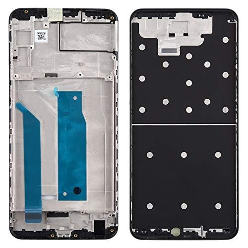 Liaoxig ASUS Spare Mittleres Feld-Lünette Platte for Asus Zenfone Max Pro (M2) ZB631KL ASUS Spare (Farbe : Black)
