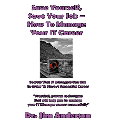 Save Yourself, Save Your Job audiobook cover art