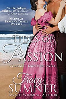 Tides of Passion: Small-Town Enemies to Lovers Romance (Garrett Brothers Book 2) by [Tracy Sumner]