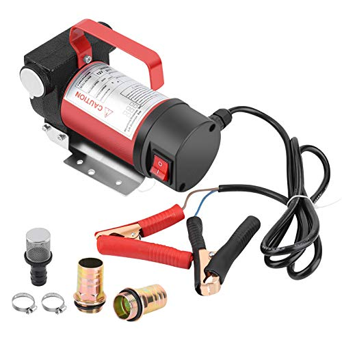 Bomba diésel eléctrica de 12 V CC, bomba de combustible, bomba de...