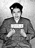 ConversationPrints ROSA Parks Mug Shot Glossy Poster Picture Photo Mugshot Bus Civil Rights