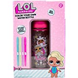 L.O.L. Surprise! Color Your Own Water Bottle by...