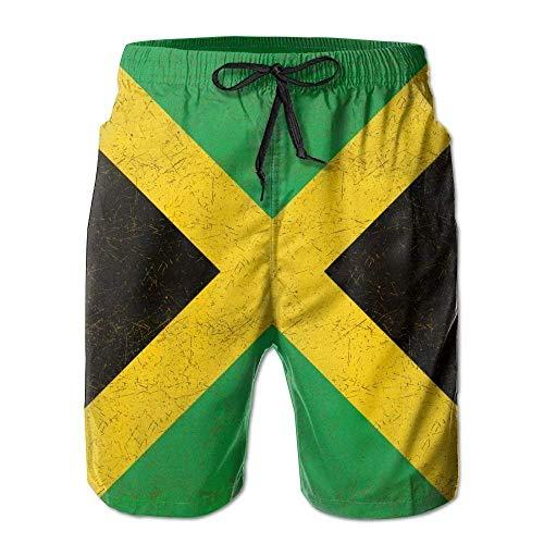Gatetop Pantalones Cortos Pizarra Secado rápido Jamaica