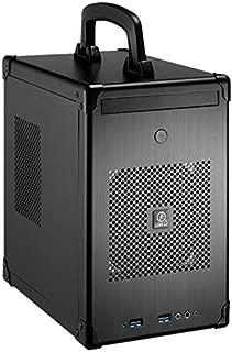 Lian-Li Case PC-TU100B Mini Tower 2.5inch x2 HDD Mini-ITX Mini-DTX USB3.0 Black Retail