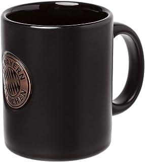 FC Bayern München Tasse Logo Platine