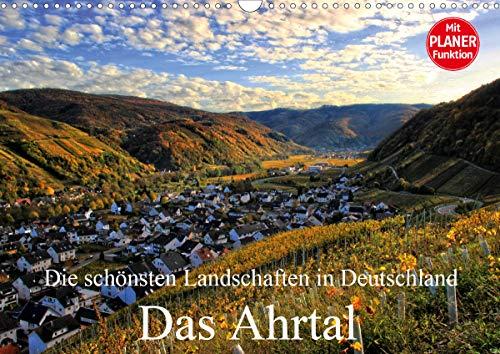 Die schönsten Landschaften in Deutschland - Das Ahrtal (Wandkalender 2021 DIN A3 quer)