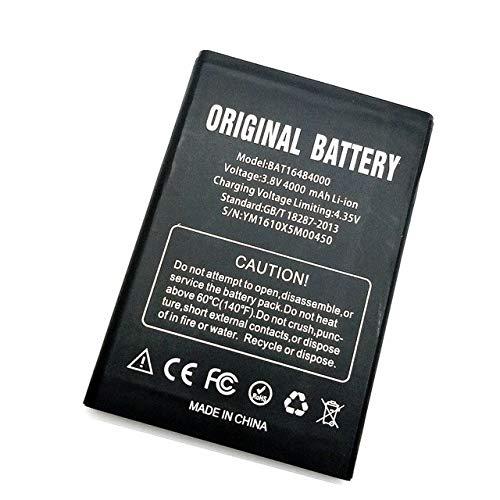 Doogee - Bateria Original Doogee para X5 MAX/X5 MAX Pro, 4000mAh - Embalaje Bulk...