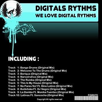We Love Digital Rythms
