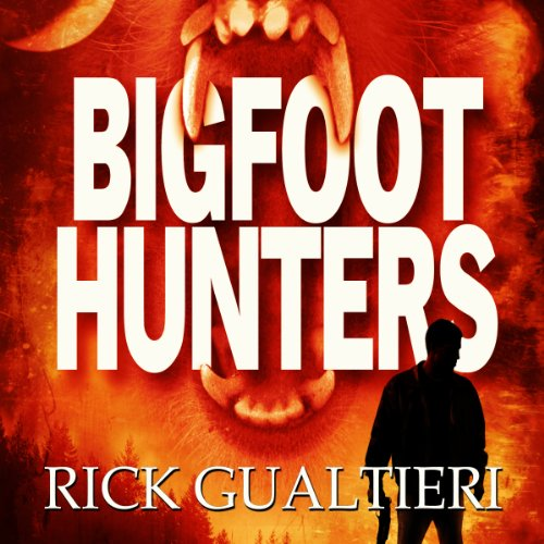 Bigfoot Hunters cover art