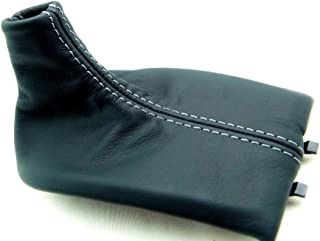 Autoguru Manual Shift Boot Synthetic Leather Black, Gray Stitch Made for Porsche Boxster, 911, 996, 986 97-04