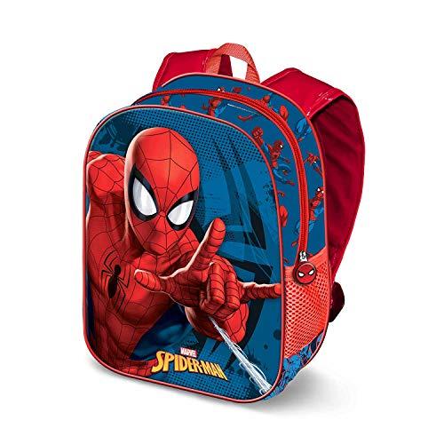 Spiderman Crawler-Sac à Dos 3D (Petit)